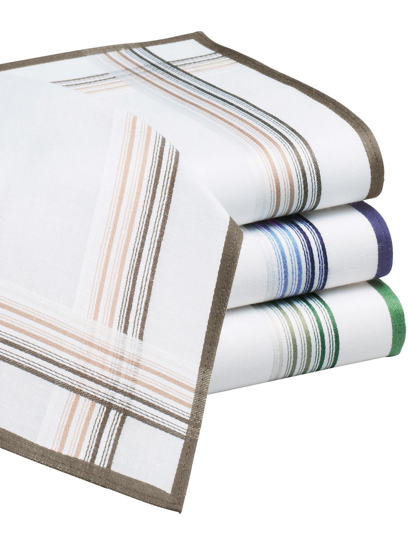 Stuchlik Herren-Taschentuch | Accessoires > Schals & Tücher > Tücher | Stuchlik