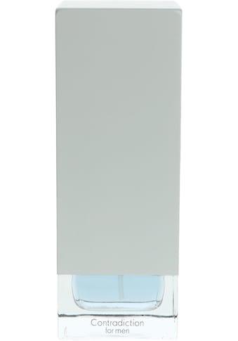 Calvin Klein Eau de Toilette »Contradiction for Men« kaufen