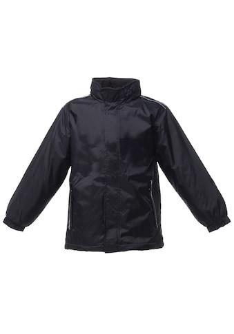 Regatta Regenjacke »Kinder Unisex mit Fleece-Innenfutter« kaufen
