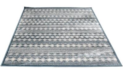 Teppich, »Clara Boho«, Living Line, rechteckig, Höhe 4 mm, maschinell gewebt kaufen
