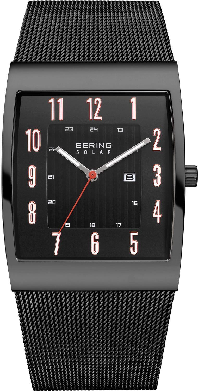Bering Solaruhr 16433-122 | Uhren > Solaruhren | Schwarz | Bering