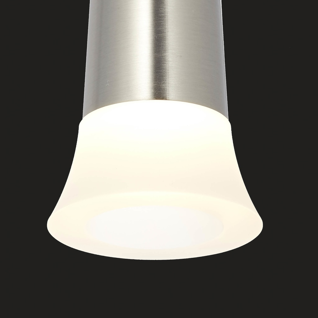 AEG Ely LED Pendelleuchte 1flg eisen