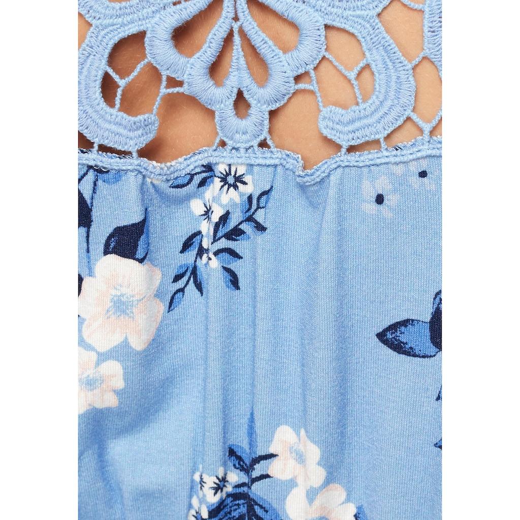 Arizona Jerseykleid, hochwertige Spitze
