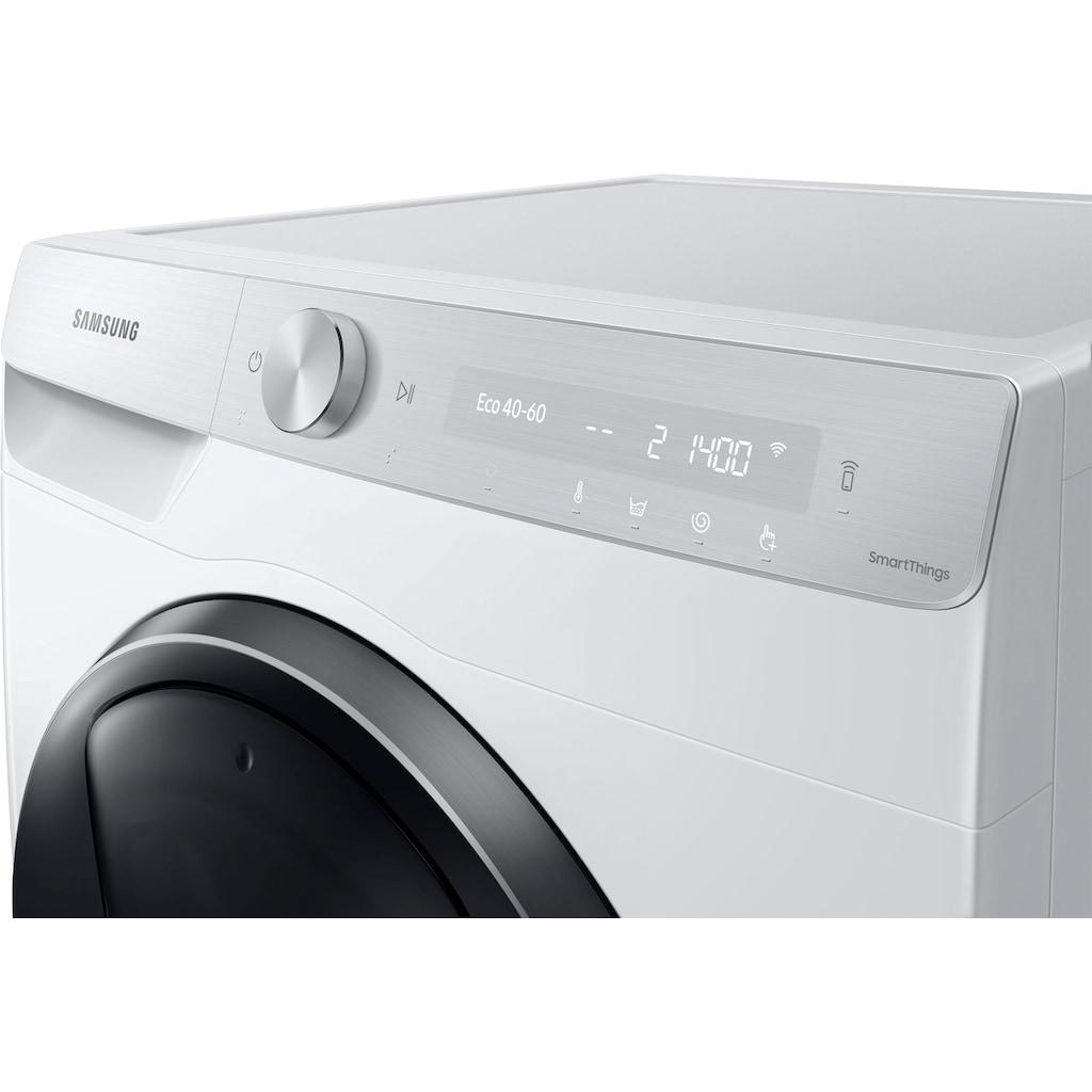 Samsung Waschmaschine »WW81T956ASH«, WW81T956ASH, 8 kg, 1600 U/min
