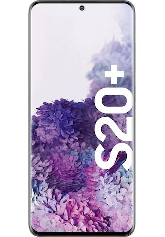 """Samsung Smartphone »Galaxy S20+«, (16,95 cm/6,7 """", 128 GB Speicherplatz, 12 MP Kamera) kaufen"""