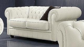 max winzer chesterfield 2 sitzer sofa kent im retrolook mit edler knopfheftung bestellen baur. Black Bedroom Furniture Sets. Home Design Ideas