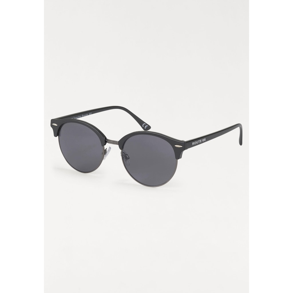 ROUTE 66 Feel the Freedom Eyewear Sonnenbrille, Vollrand