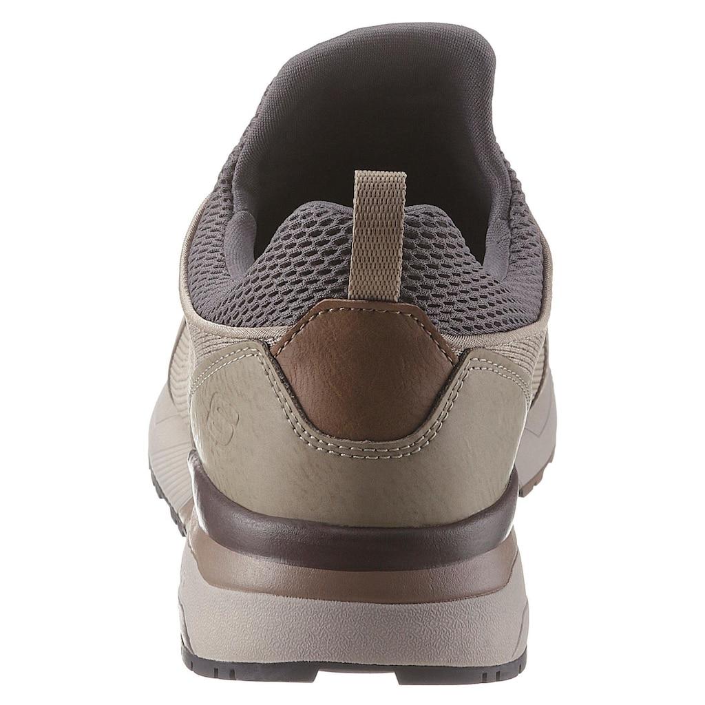 Skechers Slip-On Sneaker »Norgen«, mit Goga Mat-Funktion
