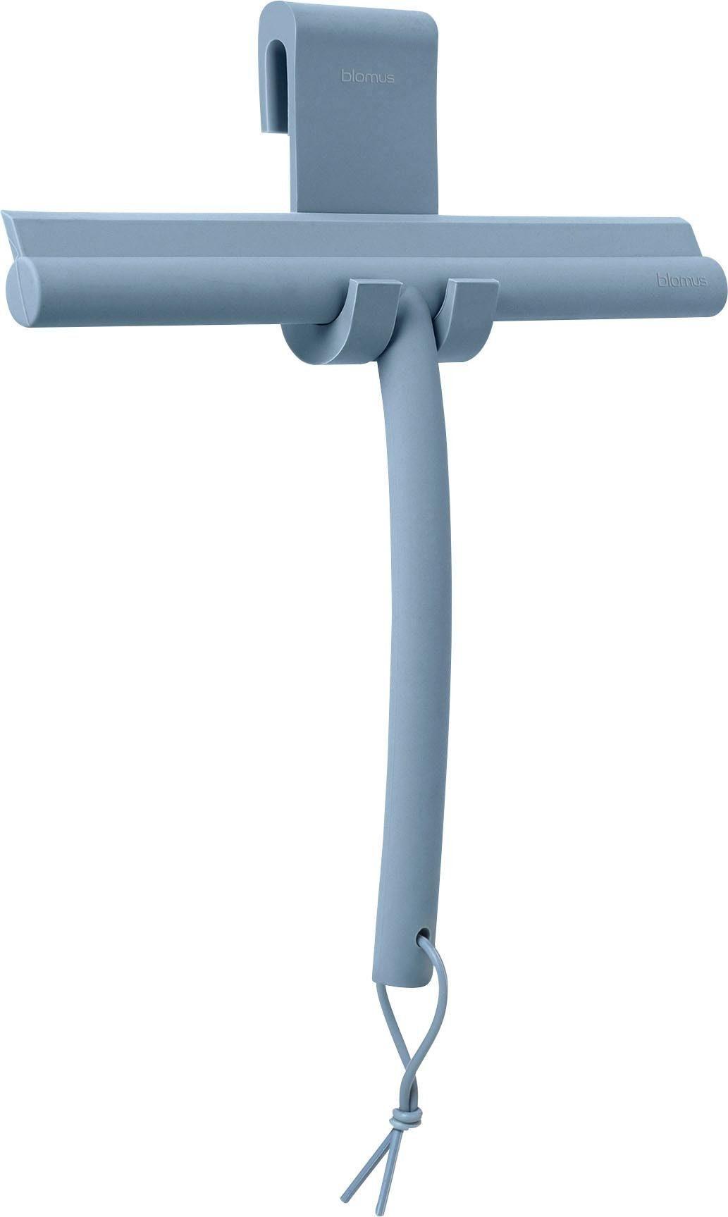 BLOMUS Wasserabzieher, VIPO blau Duschzubehör Duschen Bad Sanitär Wasserabzieher