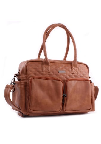 Kidzroom Wickeltasche »Vision of Love, brown« kaufen