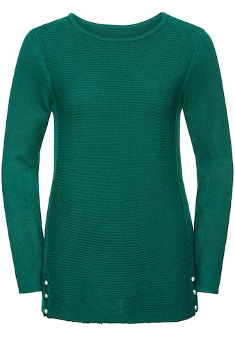 Classic Basics Pullover in feiner Strickart kaufen
