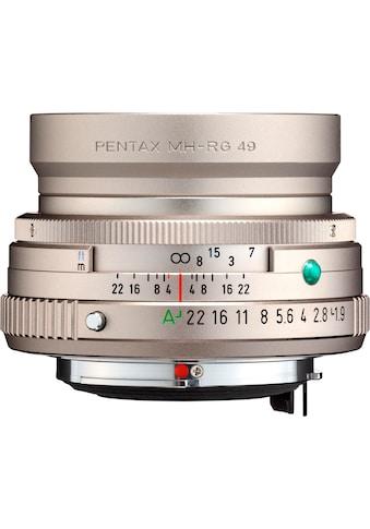 MEXX Jewels Objektiv »HD PENTAX-FA 43mm F1.9 Limited« kaufen