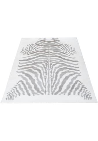 Hochflor - Teppich, »Elias«, INOSIGN, rechteckig, Höhe 30 mm, handgetuftet kaufen