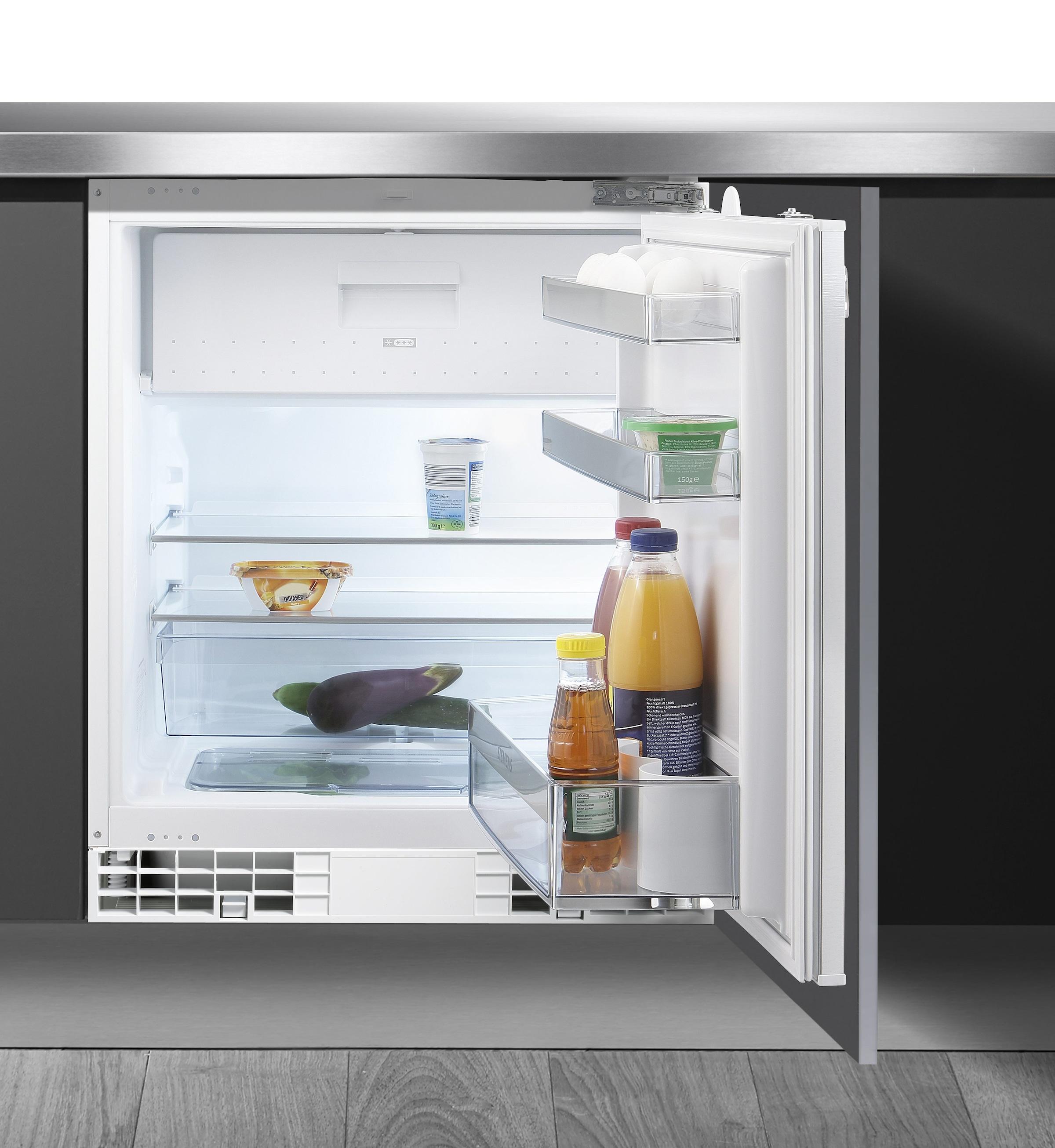 Siemens Unterbau Kühlschrank : Siemens einbaukühlschrank cm hoch cm breit baur