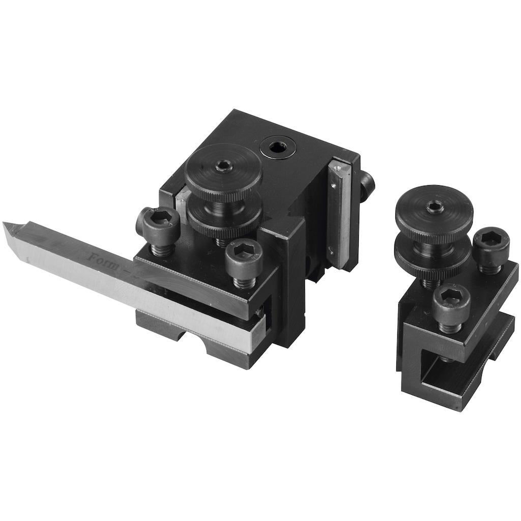 PROXXON Mehrfach-Stahlhalter »für Präzisionsdrehmaschine PD 250/E«