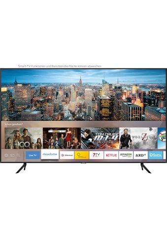 "Samsung QLED-Fernseher »GQ50Q60T«, 125 cm/50 "", 4K Ultra HD, Smart-TV kaufen"