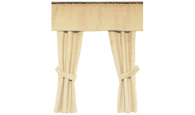 Vorhang, »Fiona«, Wirth, Kräuselband 2 Stück kaufen
