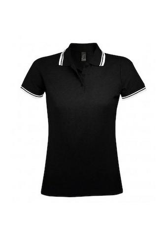 SOLS Poloshirt »Damen Pasadena Pique Polo-Shirt, kurzärmlig« kaufen