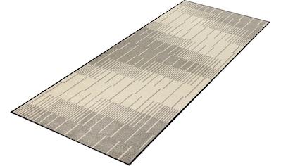 Läufer, »Linus«, wash+dry by Kleen - Tex, rechteckig, Höhe 7 mm, gedruckt kaufen