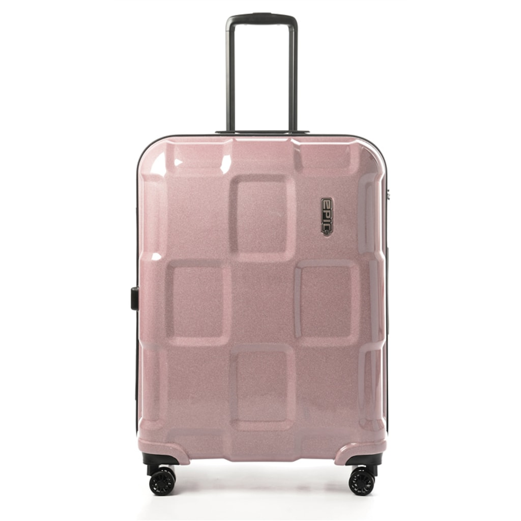 EPIC Hartschalen-Trolley »Crate Reflex, 76 cm«, 4 Rollen