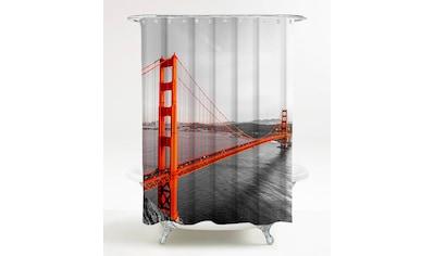 Sanilo Duschvorhang »San Francisco«, Breite 180 cm, Höhe 200 cm kaufen
