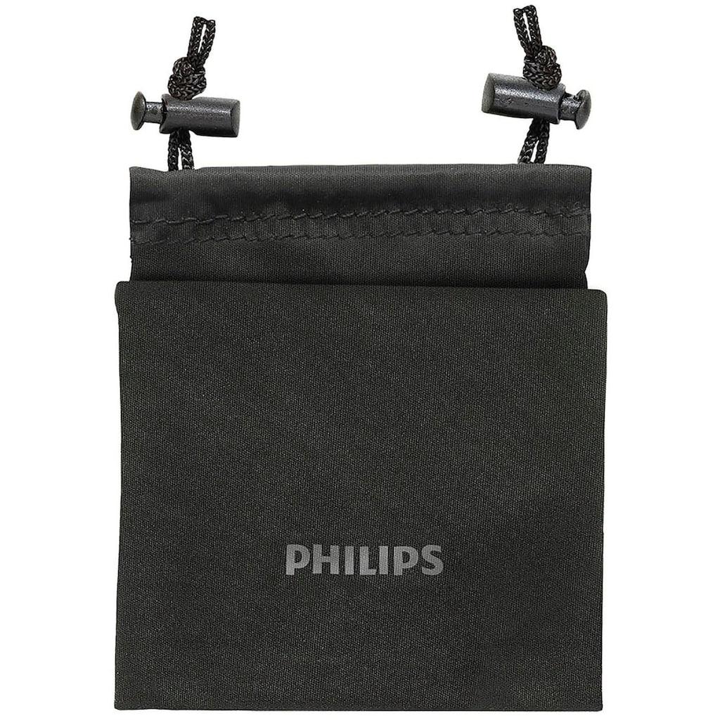 Philips Elektrorasierer »S3233/52 Series 3200«, ausklappbarer Langhaarschneider, mit PowerCut-Klingen