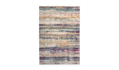 me gusta Teppich »Anouk 700«, rechteckig, 5 mm Höhe, Flachgewebe, Vintage Design,... kaufen
