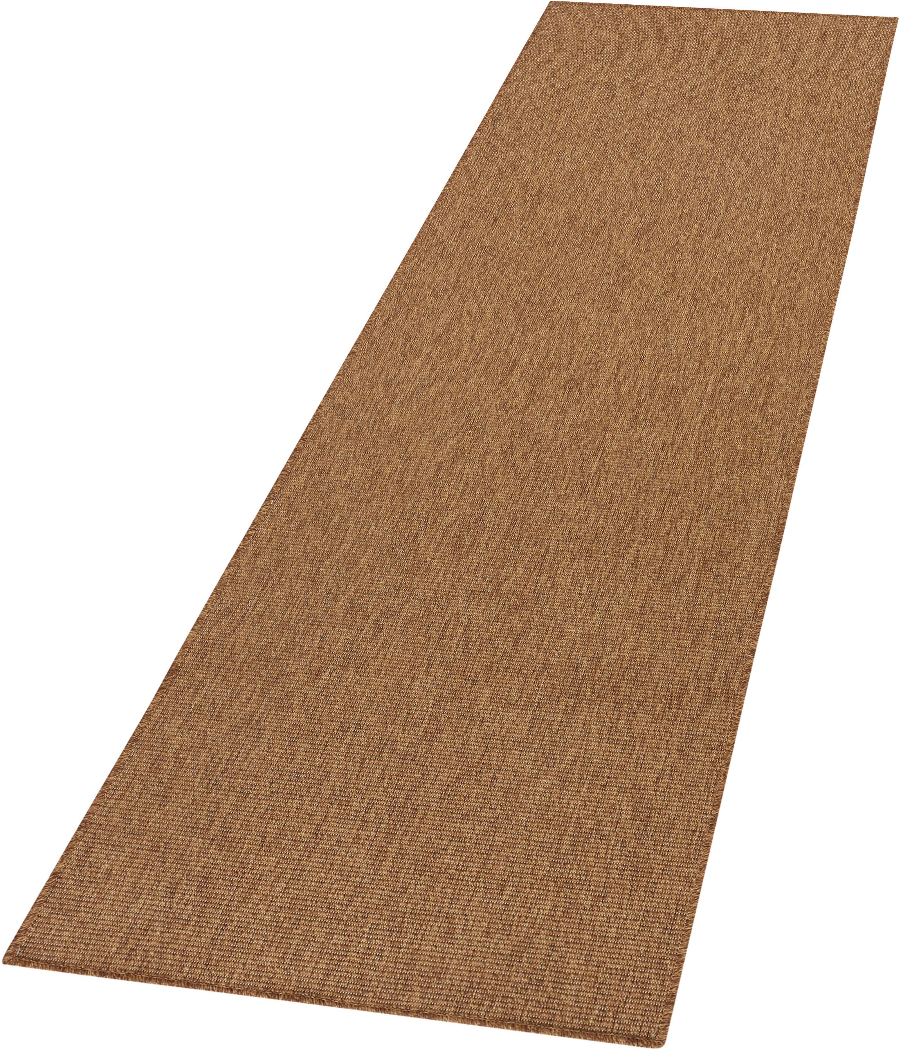 Läufer Nature BT Carpet rechteckig Höhe 5 mm maschinell gewebt