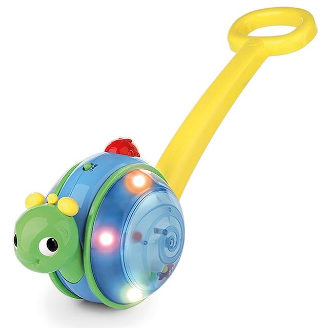 """Bright Starts Schiebestab """"Roll & Glow Snail"""""""