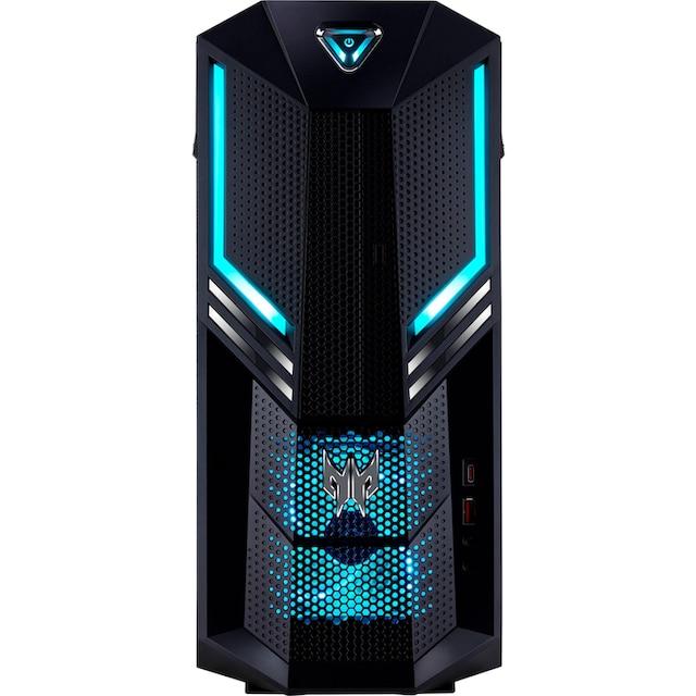 Acer »Predator Orion 3000 (PO3-600) DG.E1BEG.00F« Gaming-PC (Intel®, Core i7, RTX 2060 SUPER, Luftkühlung)