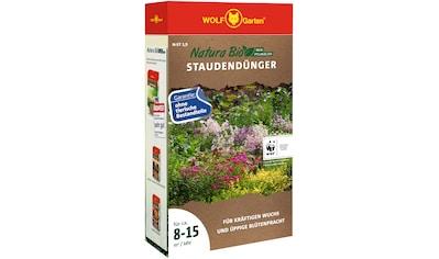 WOLF-Garten Pflanzendünger »Natura-Bio N-ST 1,9«, 1,9 kg kaufen