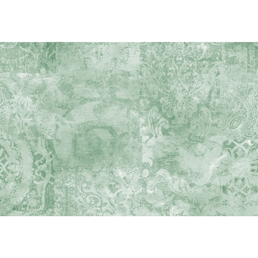 Architects Paper Fototapete »Atelier 47 Flourish 3«, Barock