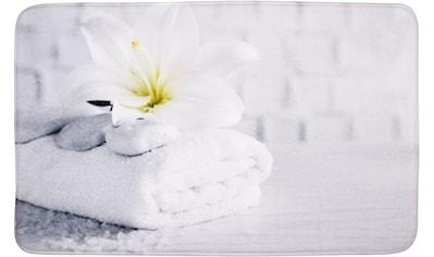 Sanilo Badematte »Good Feeling«, Höhe 15 mm, schnell trocknend, Memory Schaum kaufen