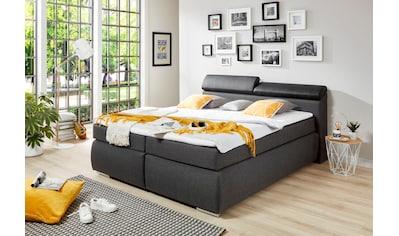 Wimex Boxspringbett »Alexandria«, wahlweise mit Bettkasten kaufen