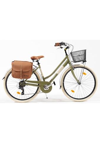 VENICE - I love Italy Cityrad »Citybike 605 Alu Lady«, 6 Gang, Kettenschaltung kaufen