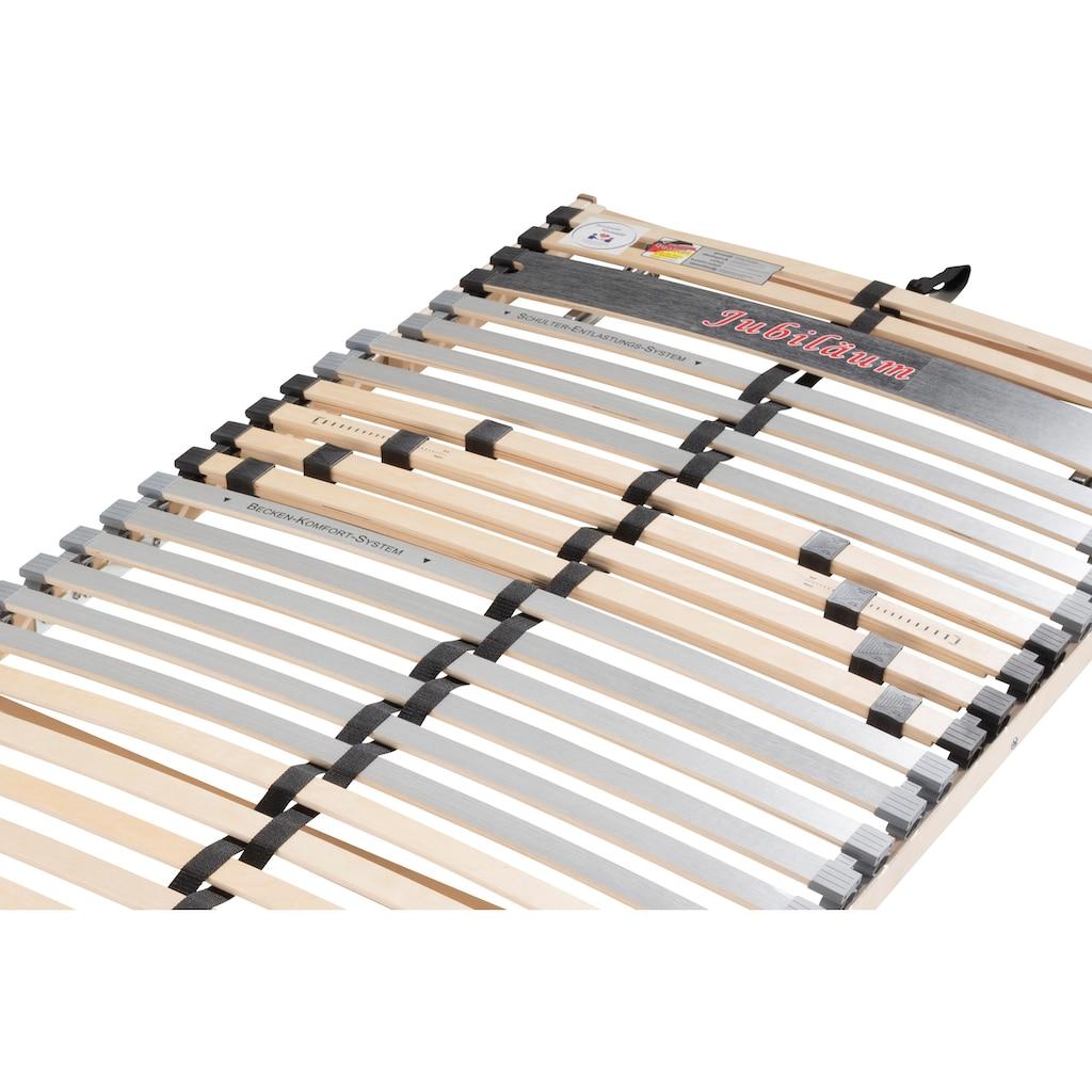 OTTO products Lattenrost »Fenny-Jubiläum«, (1 St.), einfacher Aufbau, da nur 2 Teile im Karton und mit Versandkostenvorteil!