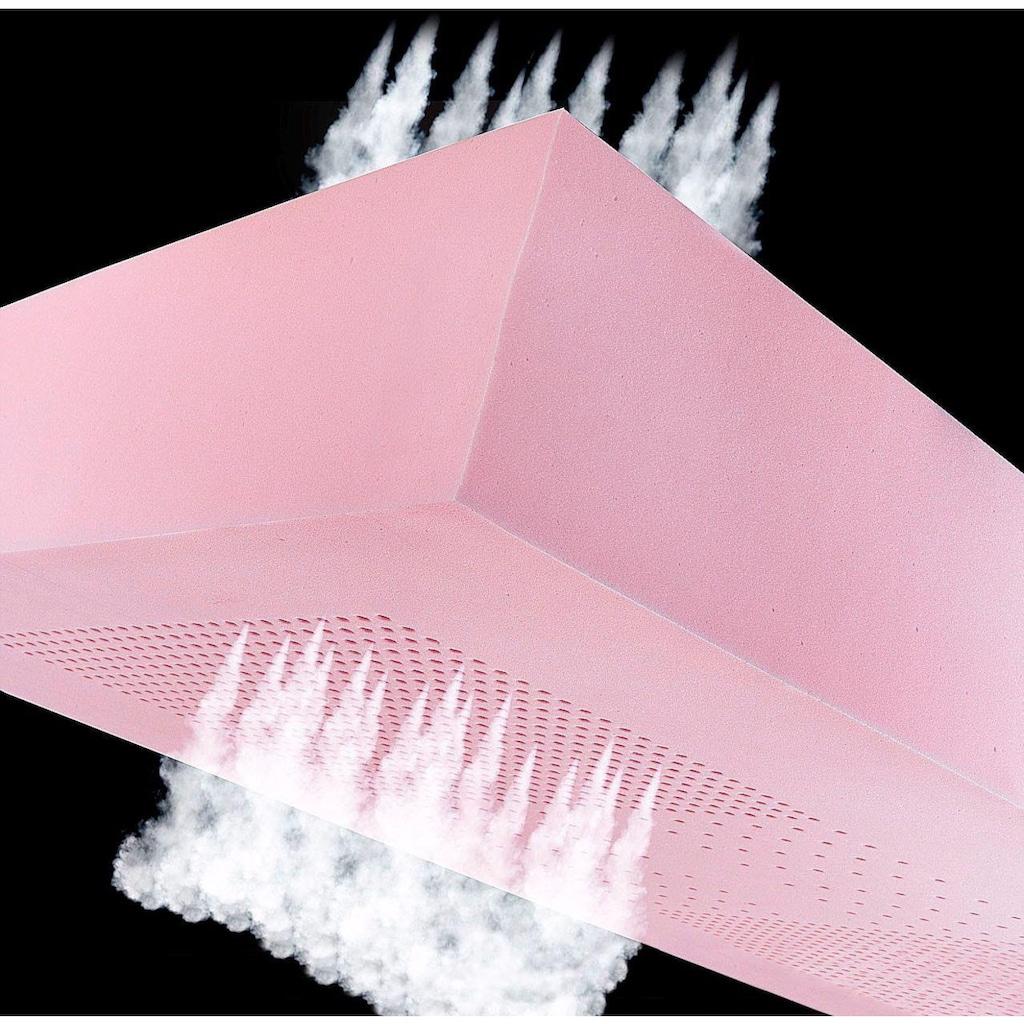 DI QUATTRO Komfortschaummatratze »Airy Form 19 mit Klimaband«, (1 St.), Ideal für alle Körperformen. Die Matratze, die atmet. Besonders atmungsaktiver Kern.