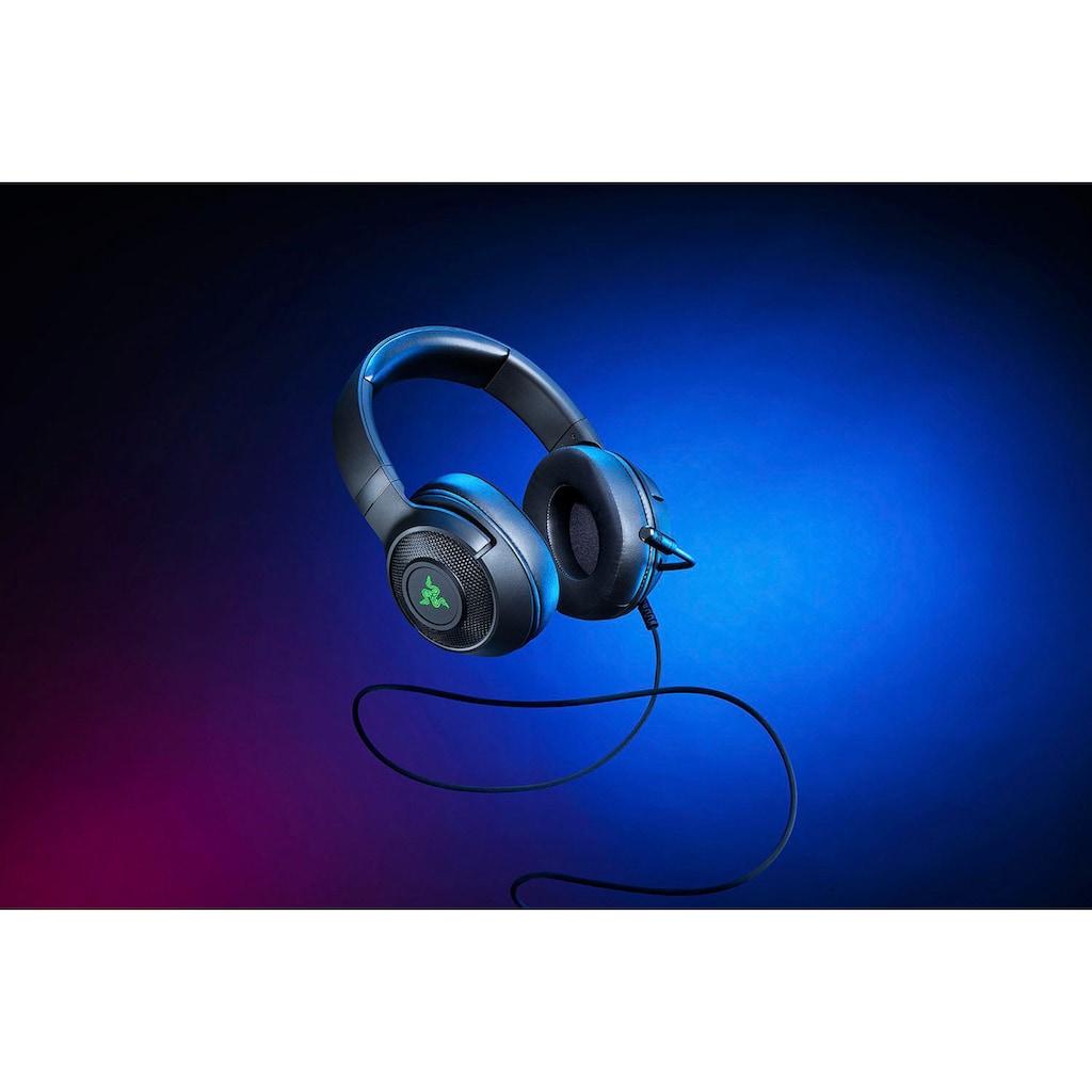 RAZER Gaming-Headset »Kraken V3 X«, Mikrofon abnehmbar