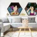 Wall-Art Mehrteilige Bilder »Hülya Augenblicke Holzbilder«, (Set, 2 St.)