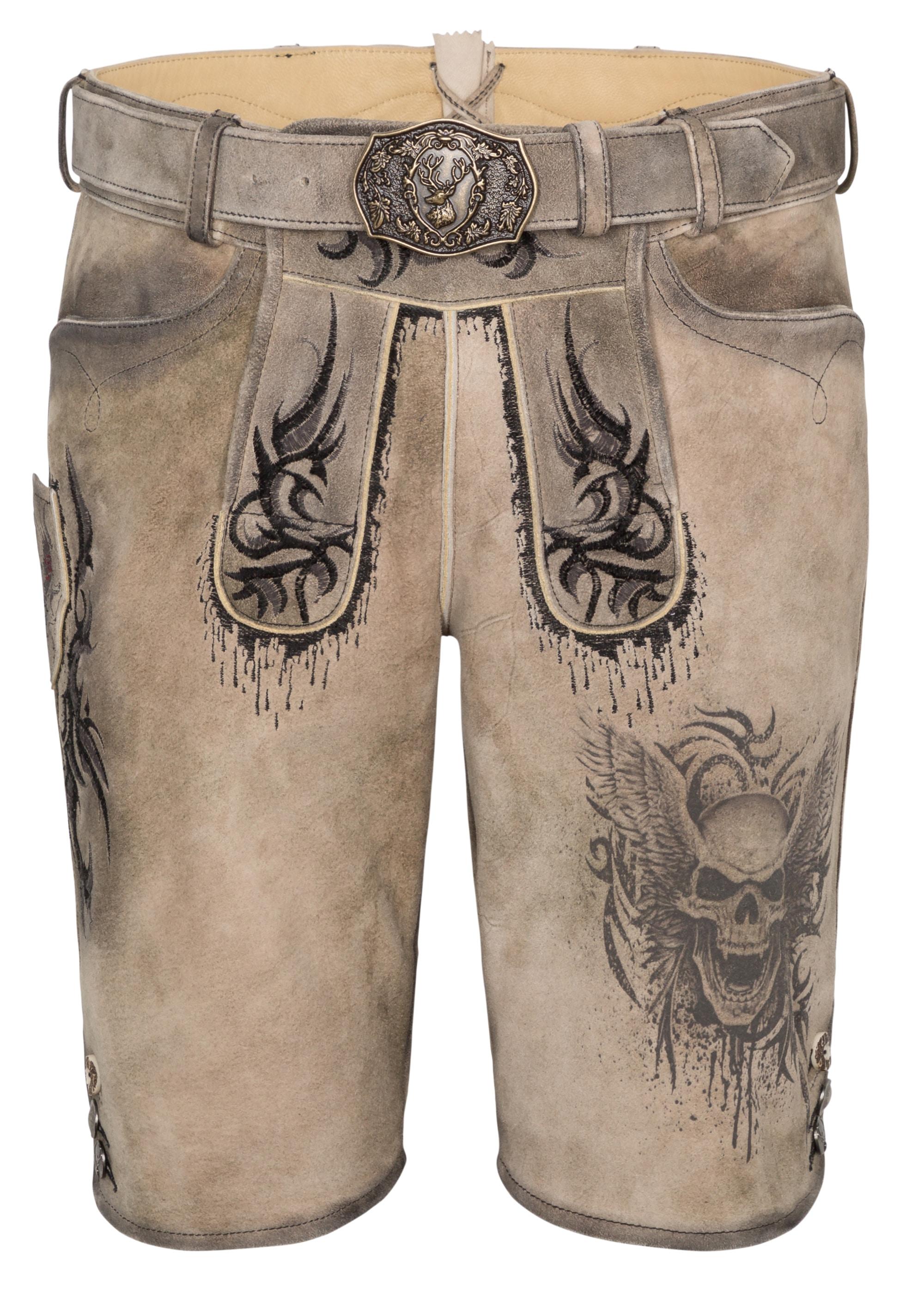 Spieth & Wensky Lederhose Hades | Bekleidung > Hosen > Lederhosen | Spieth & Wensky