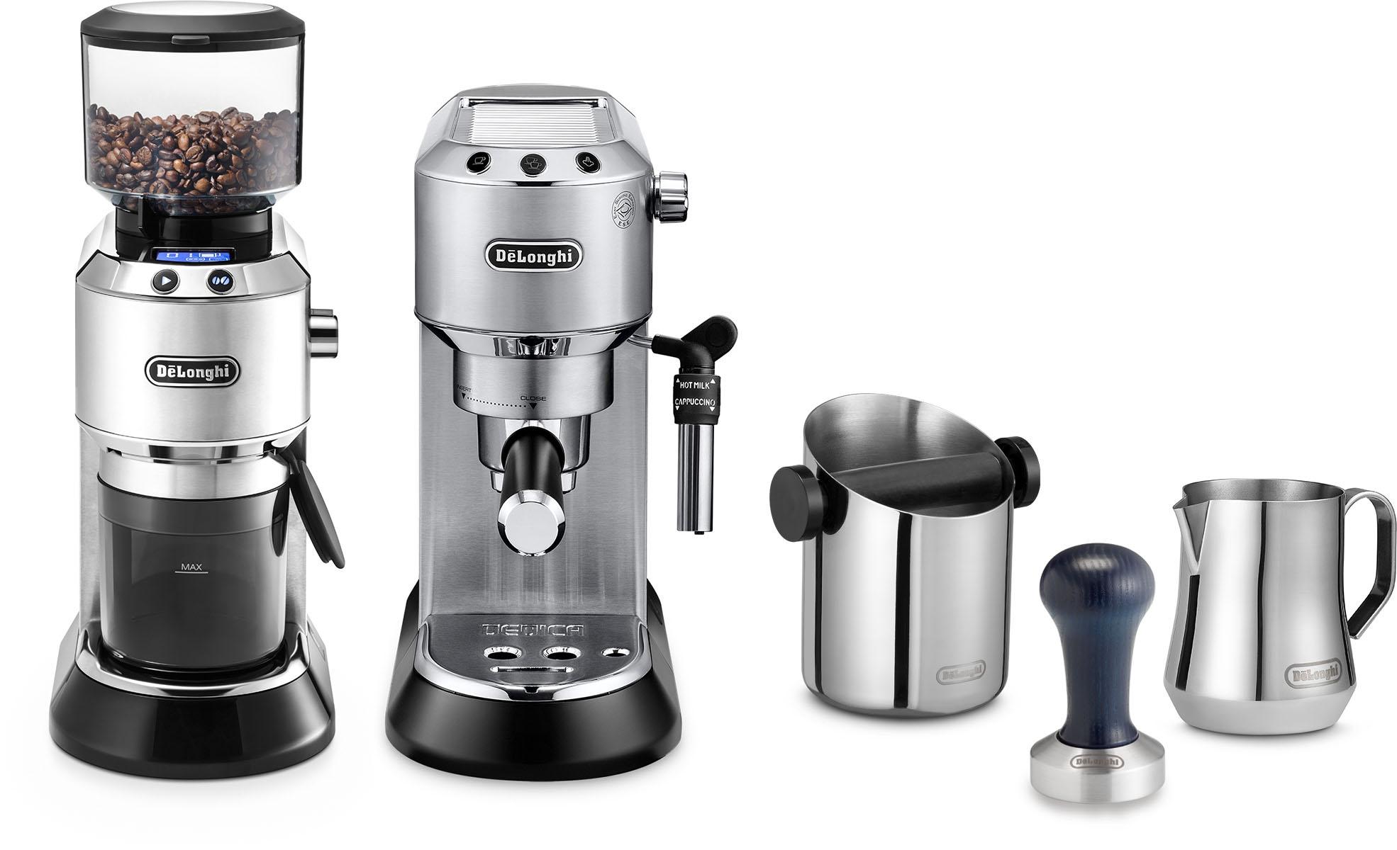 De'Longhi Siebträgermaschine ECKG6821M Sale/Technik & Freizeit/Elektrogeräte/Haushaltsgeräte/Kaffee & Espresso