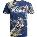 Jack & Jones Junior T-Shirt, mit sommerlichem Muster
