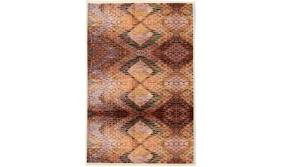Essenza Teppich »Fabienne«, rechteckig, 6 mm Höhe, sehr weicher Flor, Wohnzimmer kaufen