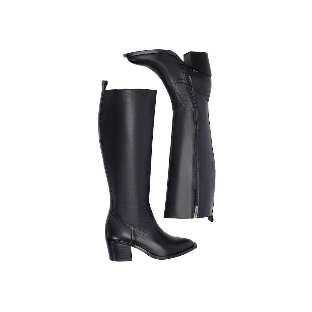 ekonika Stiefel »Portal«, hergestellt aus echtem Leder