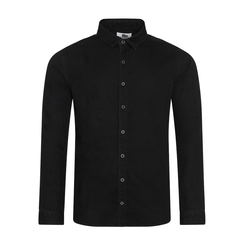 AWDIS Jeanshemd »So Denim Herren Jack Jeans Shirt«