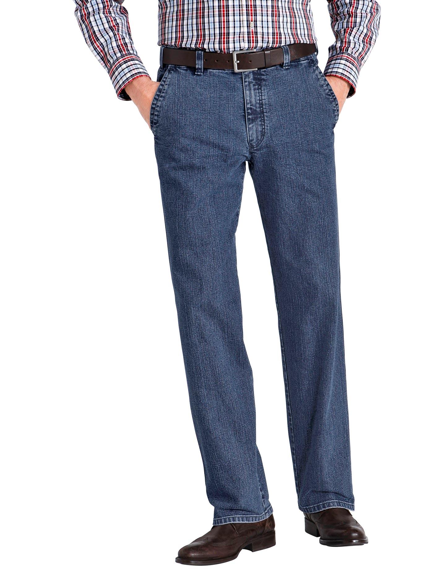 Brühl Traveller-Jeans in Stretch-Qualität | Bekleidung > Jeans > Sonstige Jeans | Blau | Jeans | BRÜHL