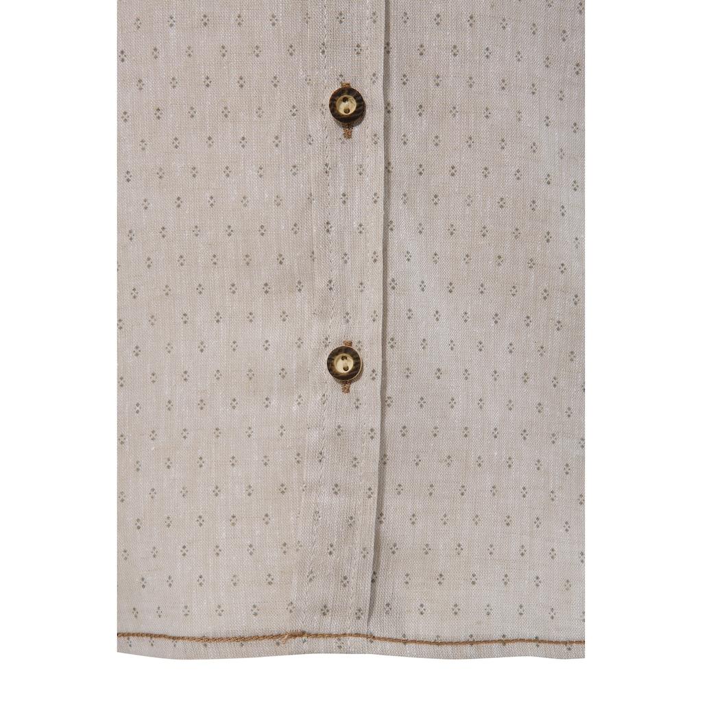 Murk Trachtenhemd, mit feinem Muster