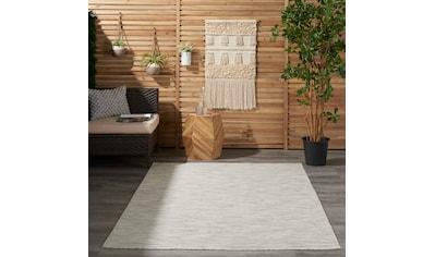 Nourison Teppich »Positano«, rechteckig, 3 mm Höhe, In- und Outdoor geeignet, Wohnzimmer kaufen
