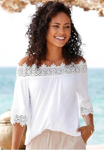 LASCANA Carmenshirt kaufen