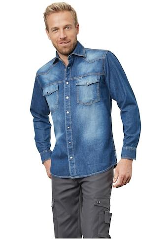 PIONIER WORKWEAR Jeanshemd kaufen